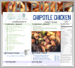 CHIPOTLE CHICKEN blog