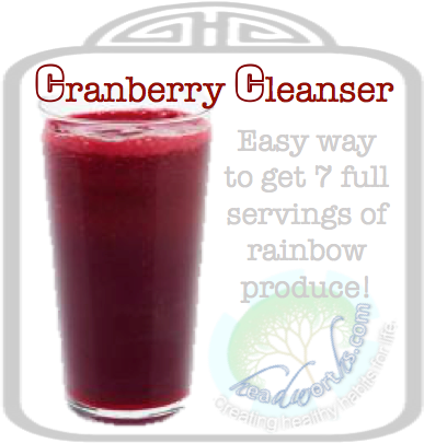 cranberry cleanser image