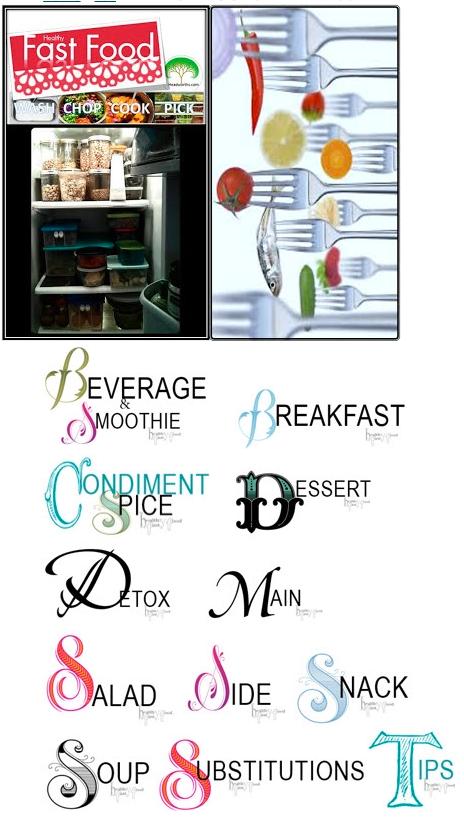 healthy fast food blog