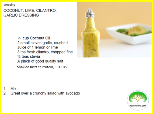COCONUT_LIME_CILANTRO_GARLIC_DRESSING