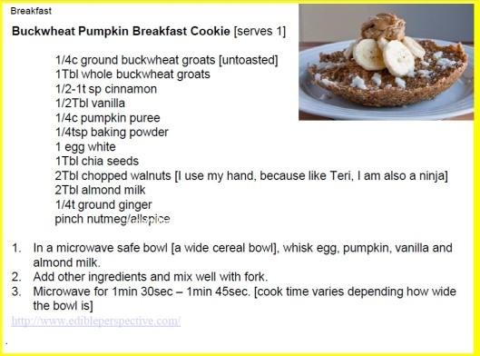BUCKWHEAT PUMPKIN BREAKFAST COOKIE (1)