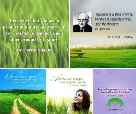GREAT QUOTES FROM DR SHAKLEE