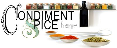 healthy fast food CONDIMENT SPICE 4